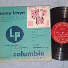 "DANNY KAYE--10"" Self Titled 1949 LP--Columbia CL-6023"