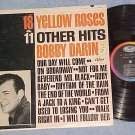BOBBY DARIN-18 YELLOW ROSES & 11 OTHER HITS-VG+ 1963 LP