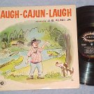 J. B. KLING JR.--LAUGH CAJUN LAUGH--1963 LP on Jubilee