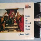 JIMMY SWITTEL-HYMNS TO THE BLESSED VIRGIN MARY-c1960 LP