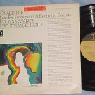 DONALD ERB-MUSIC FOR INSTRUMENTS & ELECTRONIC SOUNDS-LP