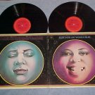 BESSIE SMITH--ANY WOMAN'S BLUES--NM/VG+ 1972 Double LP