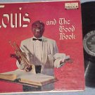 LOUIS (ARMSTRONG) AND THE  GOOD BOOK--1958 LP on Decca