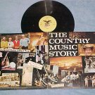 MINNIE PEARL--THE COUNTRY MUSIC STORY--NM/VG 1966 LP
