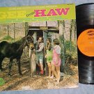 "GEE FROM HAW--Songs by ""Hee Haw"" Cast--NM/VG 1970 LP"