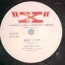 """78--GISELE MacKENZIE--HARD TO GET--1955--""""X"""" 0137--NM"""