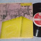 "LIANE--CAFE CONTINENTAL--10"" 1953 LP--Vanguard VRS-7007"
