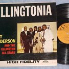 CAT ANDERSON/ELLINGTON ALL STARS--ELLINGTONIA-Strand LP