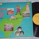 PEDRITO ALTIERI AND HIS STEELBAND-NM/VG+ Puerto Rico LP