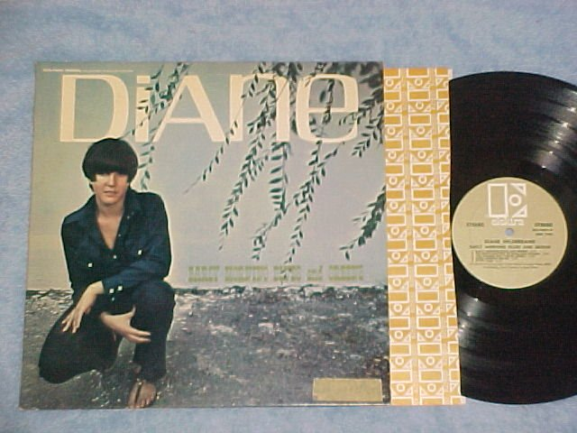 DIANE HILDEBRAND-EARLY MORNING BLUES AND GREENS-1969 LP