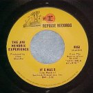 45-JIMI HENDRIX EXPERIENCE-IF 6 WAS 9-1969-Reprise-VG++