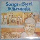 MINT SEALED United Steel Workers LP-SONGS STEEL&STRUGGL