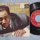 "EP w/PS-DUKE ELLINGTON-TAKE THE ""A"" TRAIN--1956--NM/VG+"