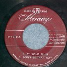 EP-ROY ELDRIDGE & TRUMPET ENSEMBLE-Vol 8--1952--Mercury
