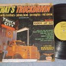 THAT'S TRUCKDRIVIN'-1965 Cmpltn LP--Capitol Record Club
