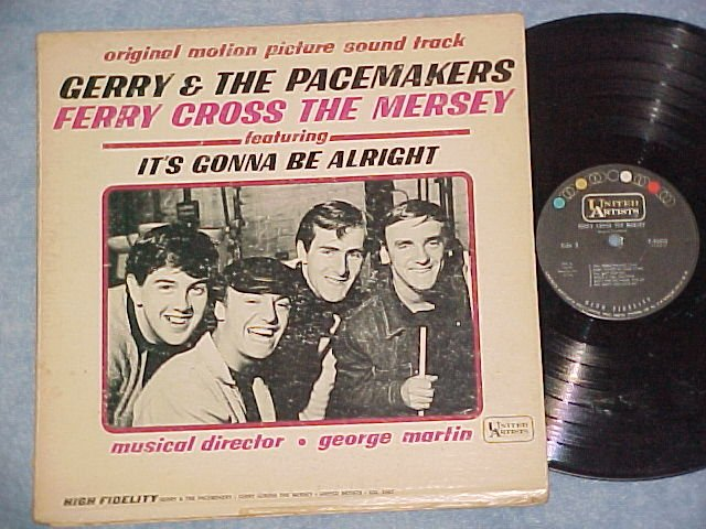 GERRY&PACEMAKERS-FERRY CROSS THE MERSEY-Capitol Rcd Clb
