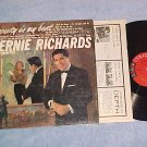 BERNIE RICHARDS--SOCIETY IS MY BEAT--NM/VG++ 1959 LP
