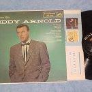 EDDY ARNOLD--A DOZEN HITS--1965 LP--RCA Victor LPM-1293