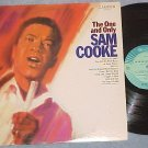 THE ONE AND ONLY SAM COOKE--VG++/VG+ Stereo 1967 LP