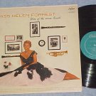 (MISS) HELEN FORREST--VOICE OF THE NAME BANDS--1956 LP