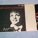 JUDY GARLAND--MISS SHOW BUSINESS--NM/VG+ c. 1960 LP