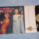 BETTY HUTTON AT THE SAINTS AND SINNERS BALL--Stereo LP