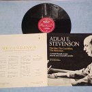 ADLAI E. STEVENSON-excerpts from speeches:1952-1965--LP