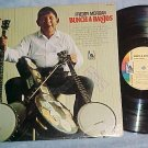 FREDDY MORGAN--BUNCH-A-BANJOS--NM/VG+ 1966 Promo LP