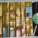MUSIC AT M.I.T.-HANDEL ORGAN CONCERTI--LP--Unicorn 1032