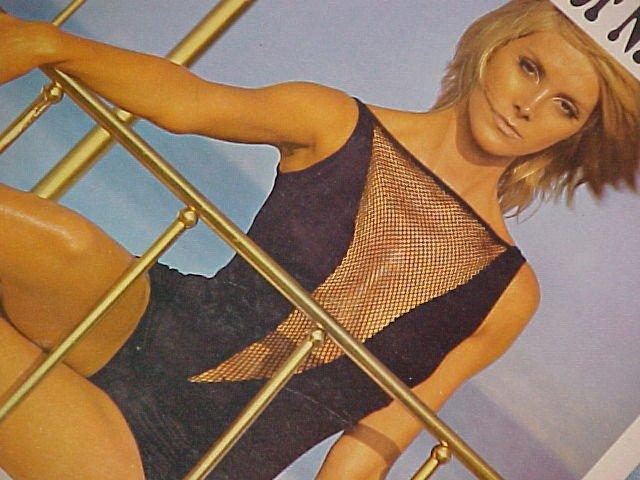SCANDALOUS MUSIC FOR NICE GIRLS-VG++ 1965 LP~Cheesecake