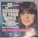 WILSON LEWES TRIO--SHADOW OF YOUR SMILE--Mint SEALED LP