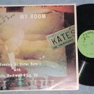 PHILO ROCKWELL KING--MY ROOM--Autograph LP ~Nude Cover~
