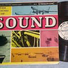 THE SOUND OF SOUND--Stereo 60s Sound Sampler LP--Omega
