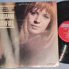 MARIANNE FAITHFULL--GO AWAY FROM MY WORLD--Mono 1965 LP