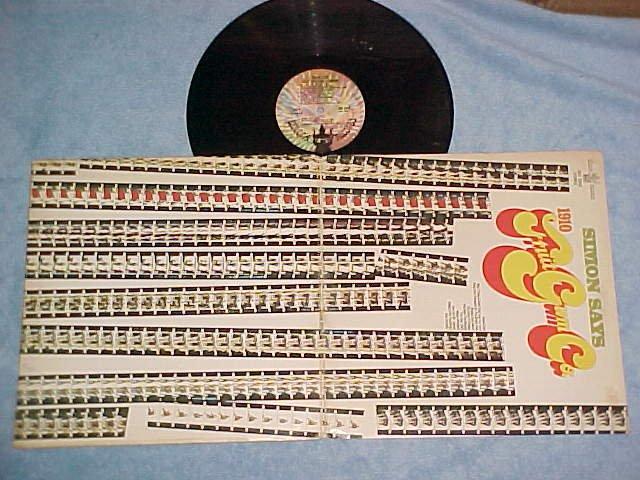 1910 FRUITGUM CO.--SIMON SAYS--NM/VG++ Stereo 1968 LP
