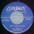45-BOB SHARPLES--HURRICANE BOOGIE-1956--London 1661--NM