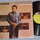 MERLE HAGGARD-OKIE FROM MUSKOGEE-Capitol Record Club LP