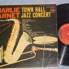 CHARLIE BARNET-TOWN HALL JAZZ CONCERT--LP--Columbia 639
