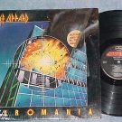 DEF LEPPARD-PYROMANIA--VG+/NM in shrink 1983 Mercury LP