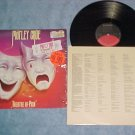MOTLEY CRUE--THEATRE OF PAIN--VG+/NM LP--ticket sticker