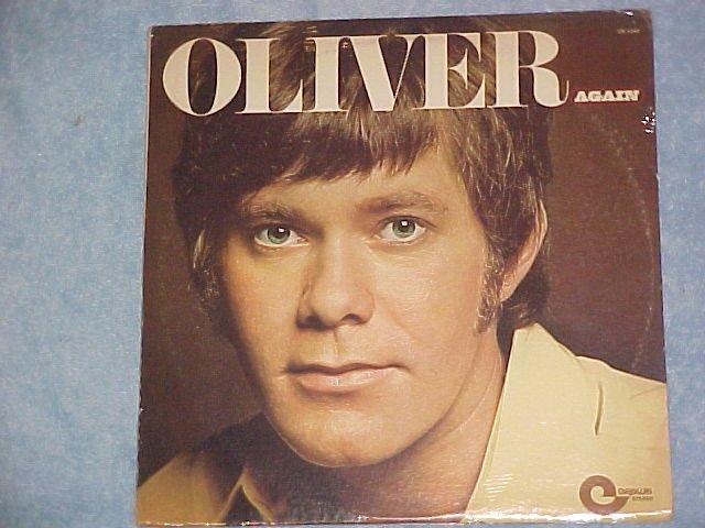OLIVER (SWOFFORD)--OLIVER AGAIN--Sealed 1970 LP--Crewe