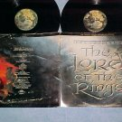 THE LORD OF THE RINGS--1978 Double Sdk LP on Fantasy