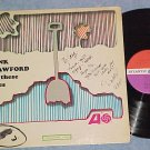 HANK CRAWFORD-DIG THESE BLUES-NM/VG+ 1965 LP--Autograph