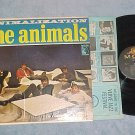 THE ANIMALS--ANIMALIZATION--1966 Capitol Record Club LP