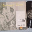 NOEL AND GERTIE (Coward and Gertrude Lawrence)--UK LP