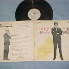 DICK VAN DYKE--SONGS I LIKE---Stereo 1964 LP on Command