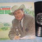 BILL MONROE-BLUE GRASS STYLE-NM/VG++ 1970 LP (bluegrass