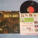 CLARK TERRY-TREAD YE LIGHTLY-Stereo 1964 LP--Cameo 1071
