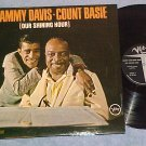 SAMMY DAVIS AND COUNT BASIE-OUR SHINING HOUR-NM 1964 LP