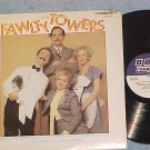 FAWLTY TOWERS-1981 LP-John Cleese-BBC Records(US label)